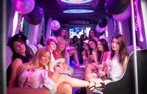 Start the party by hiring the Swift Travel party bus in London