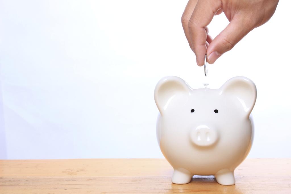 Piggy bank - iStock_000052670622_Double