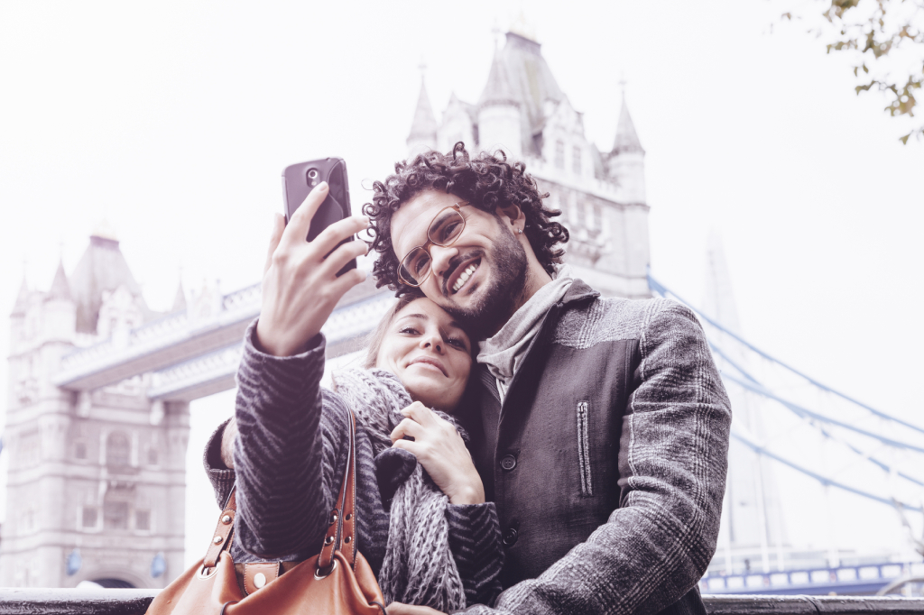 Couple In London  -iStock_000030223792_Medium