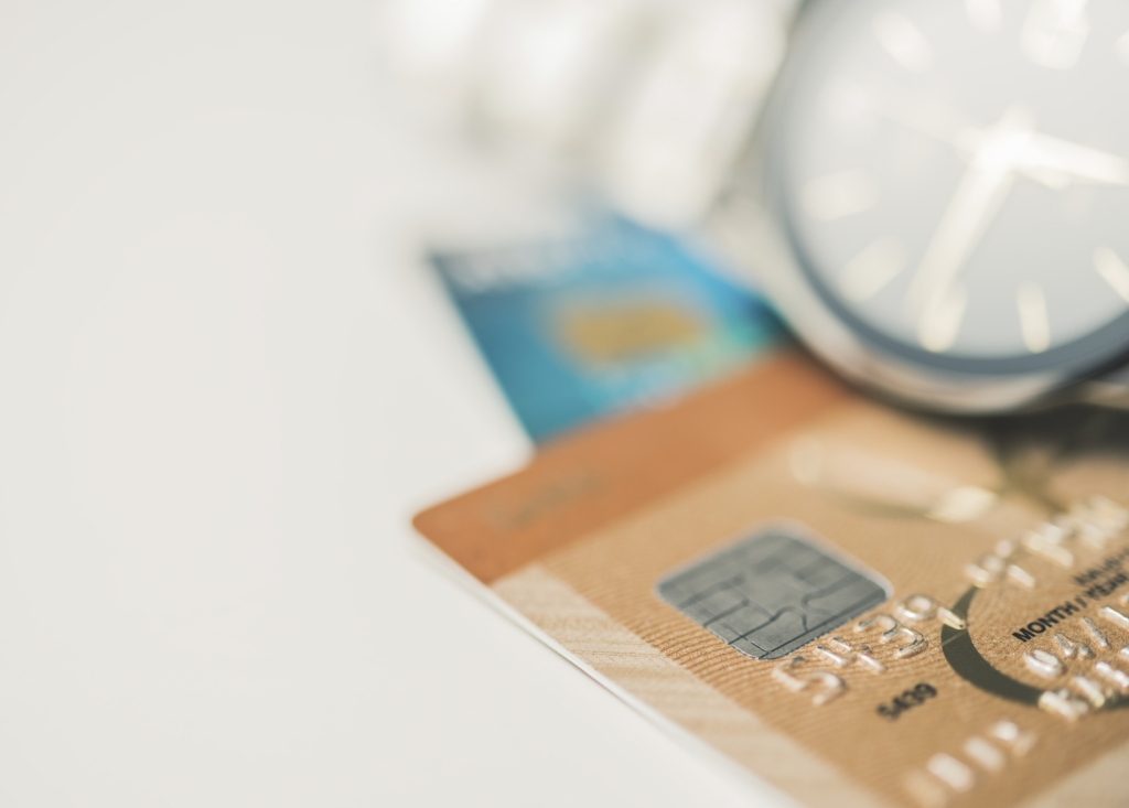 Credit Cards and Watch -iStock_000039938902_Medium