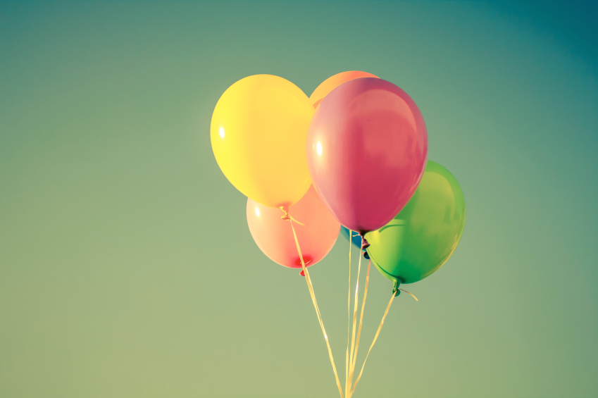 colourful party balloons iStock_000051472880_Small